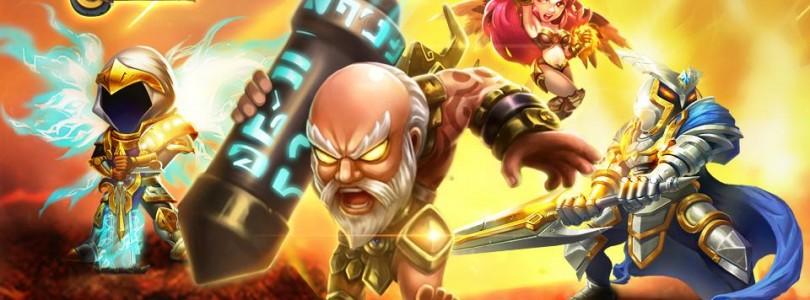 League of Angels: Fire Raiders se ha actualizado