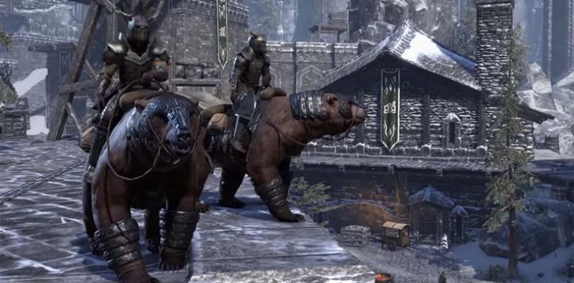 E3 2015 – The Elder Scrolls Online: Tamriel Unlimited, avance en video de la Ciudad Imperial y de Orsinium