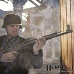 Heroes & Generals: Disponible la actualización «Walker»