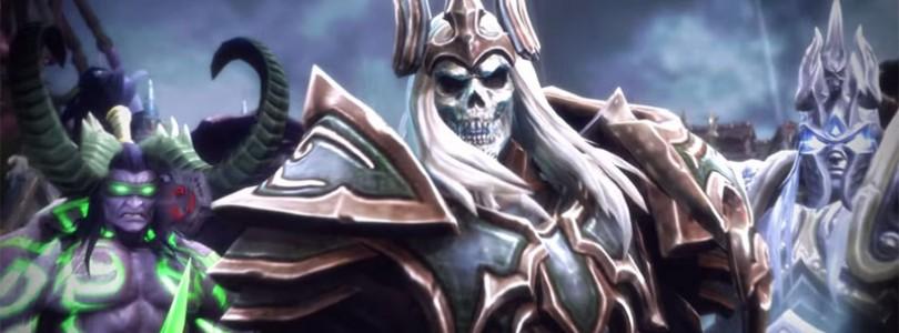 Un vistazo en vídeo a Leoric, el próximo héroe en llegar a Heroes of the Storm