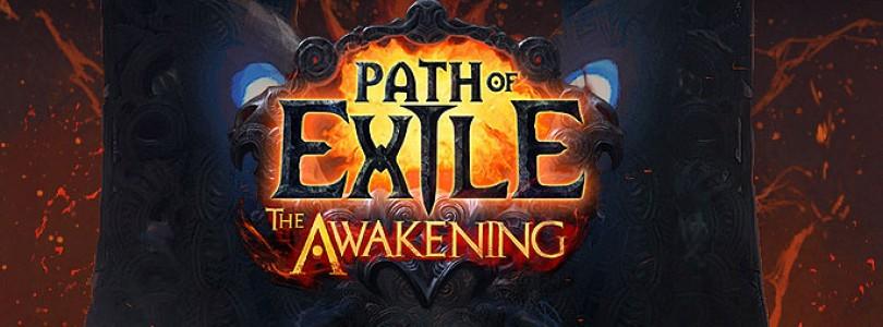 Fecha de lanzamiento y detalles sobre The Awakening, la nueva expansión para Path of Exile
