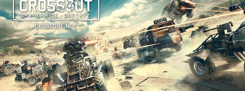 Crossout y el combate con coches llega en Acceso Anticipado a Steam