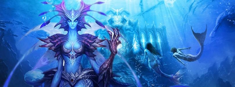 La actualización Riptide llega al mítico Perfect World International