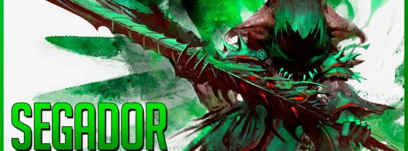 Guild Wars 2 Heart of Thorns: Nigromante con Mandoble