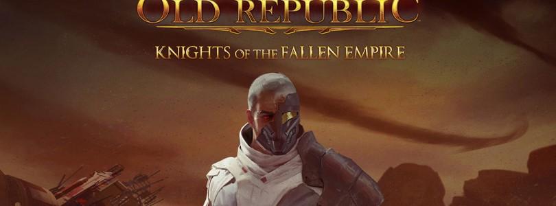 GC 15 – Nuevo trailer de la próxima expansión de Star Wars the Old Republic