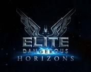 GC 2015: Elite Dangerous anuncia su expansión Horizons