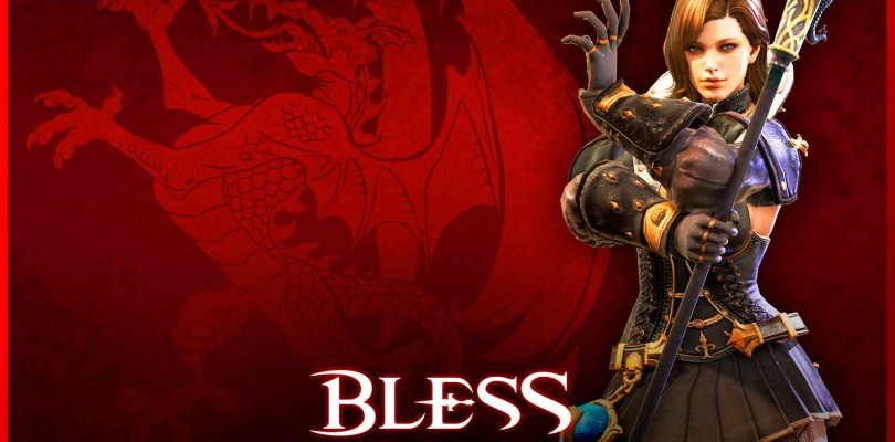 Bless online: Gameplay con la clase Mago