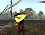 Shroud of the Avatar: Añadidos los instrumentos y la pesca