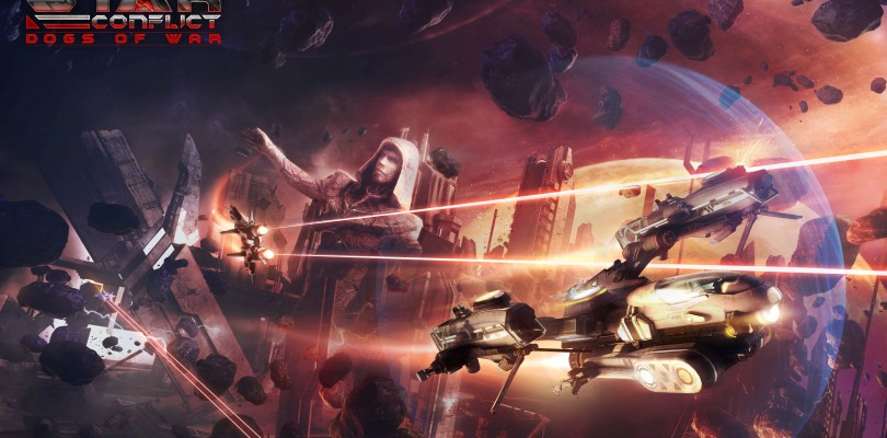"Star Conflict: Disponible el parche ""Dogs of War"""