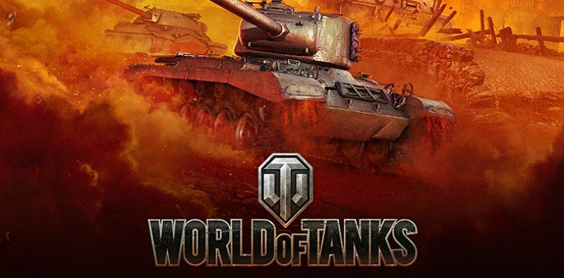 Celebra el aniversario de World of Tanks en consola