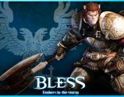 Bless Online: Creación de personajes y vídeo con Berseker