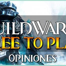 Guild Wars 2: Free to Play todo lo que deberías saber