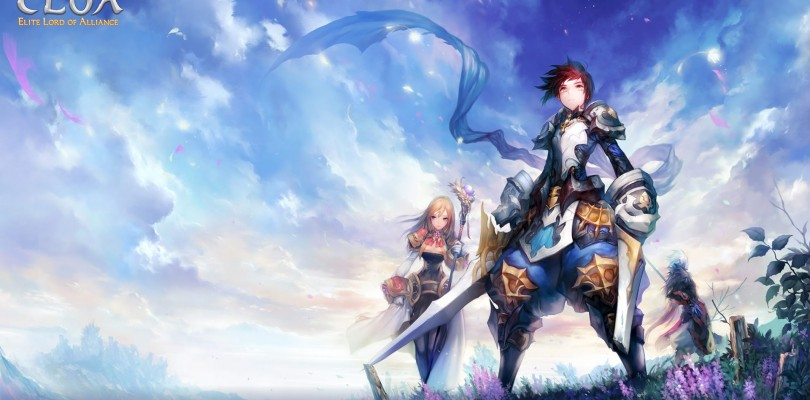Elite Lord of Alliance: Webzen anuncia su nuevo MMORPG