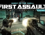 Ghost in the Shell: First Assault Online – Anuncio, beta cerrada y primer vídeo gameplay