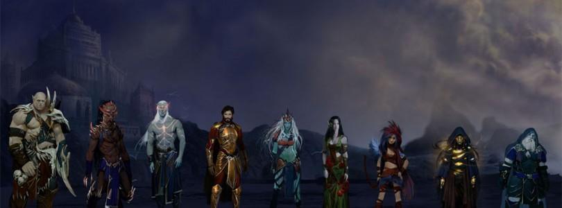 Pantheon: Rise of the Fallen amplia el equipo y presenta su nueva web