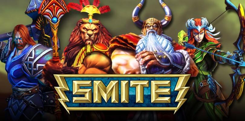 Smite: Lanzado oficialmente en Steam