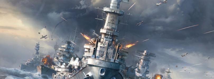 World of Warships se lanza hoy oficialmente