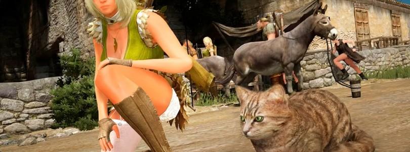 Black Desert Online llegará a Steam a final de mes
