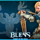 Bless trabaja en su lanzamiento, mejorando el combate y evitando el P2W