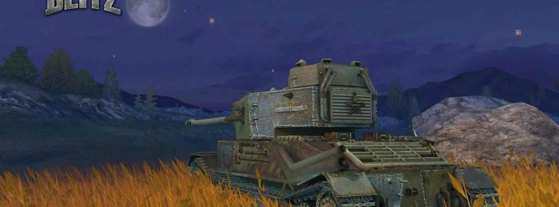 World of Tanks Blitz: Evento especial de Halloween