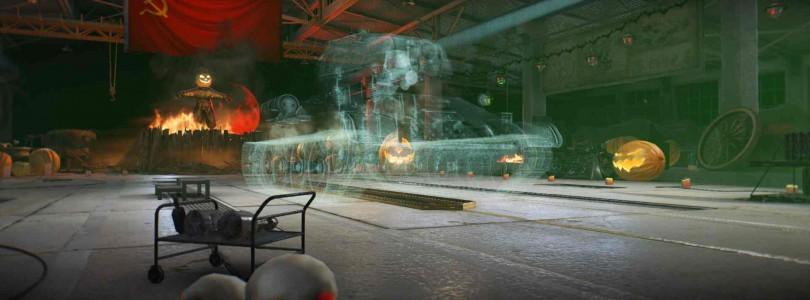 World of Tanks 360: Evento de Halloween ya disponible