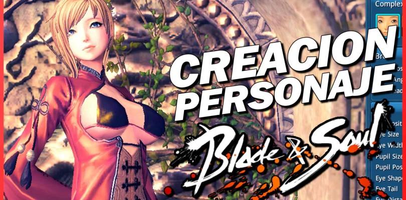 Blade & Soul: Creación de personaje, razas y clases