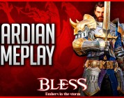 Bless Online: Gameplay con el Guardian (Tanque)