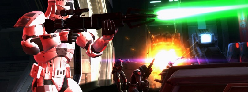Star Wars: The Old Republic: «Knights of the Fallen Empire» comienza el acceso anticipado