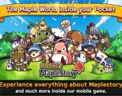 Pocket MapleStory: Ya disponible en todo el mundo