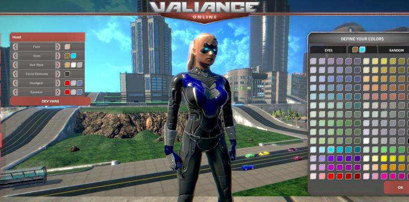 Valiance Online busca errores y presenta su mapa
