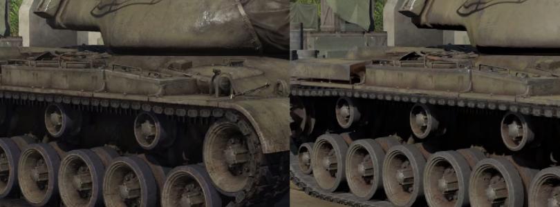 Gaijin nos presenta un vídeo con las proximas mejoras gráficas de War Thunder