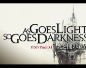 FFXIV: A Realm Reborn – Estrenado el parche 3.1 «As Goes Light so Goes Darkness»