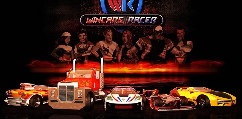 Wincars Racer: El juego español busca apoyos en Steam Greenlight