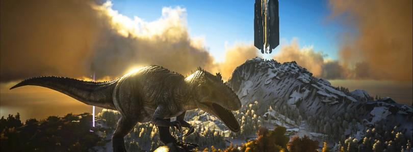 ARK: Survival Evolved llega a Xbox One con multijugador local y pantalla dividida.