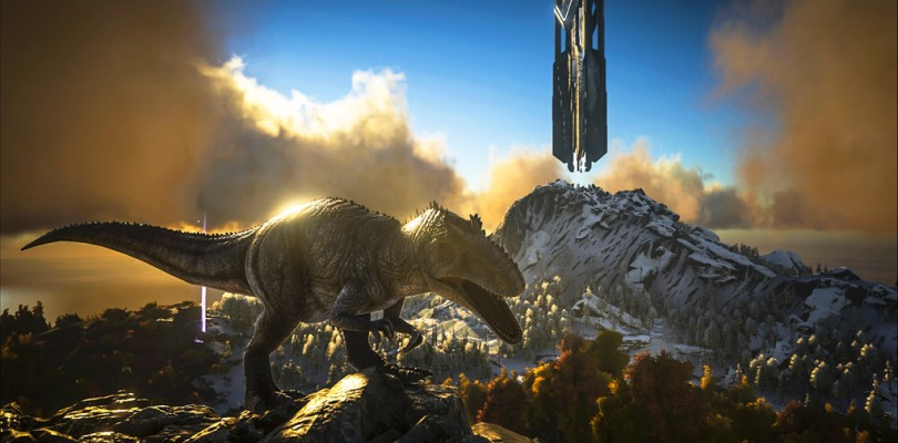 Ark Survival Evolved Llega A Xbox One Con Multijugador Local Y