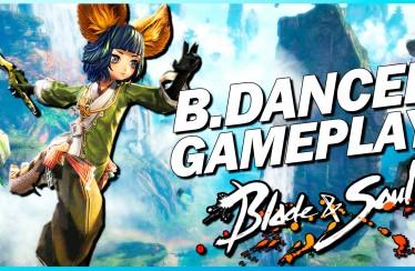 Blade & Soul: Un vistazo al Blade Dancer