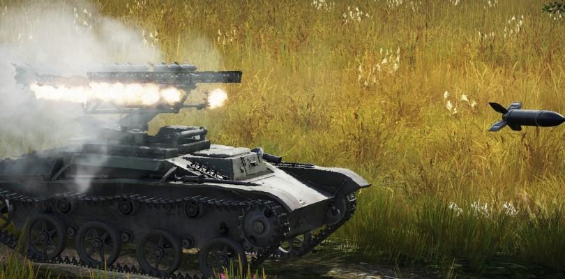 """El parche 1.53  """"Tormenta de fuego"""" trae nuevos contenidos a War Thunder"""