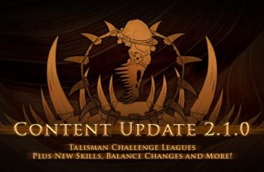 """Path of Exile: Llega la nueva """"Talisman Challenge League"""""""