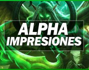 World of Warcraft: Impresiones de la Alpha