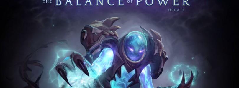 The Balance of Power es la nueva actualización para Dota 2 con nuevo héroe y muchas novedades
