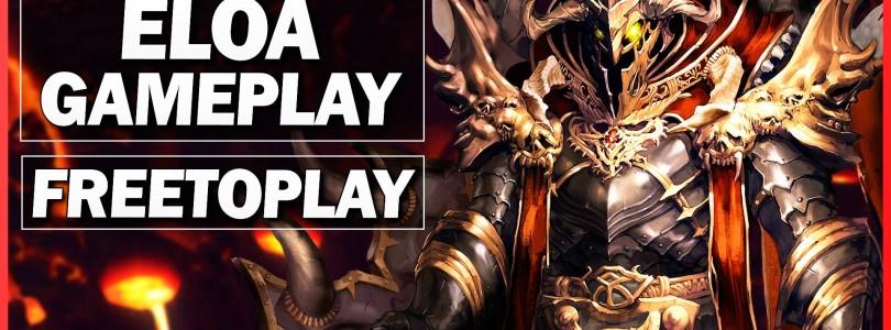 ELOA: Gameplay con Asesina