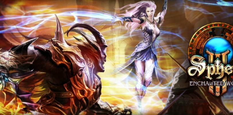 Sphere 3: Enchanted World ya está en beta abierta en Steam