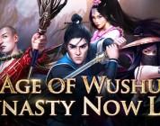 Age of Wushu Dynasty: Lanzado oficialmente para móviles