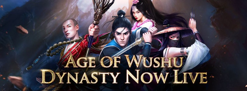 Age of Wushu Dynasty se actualiza con mascotas