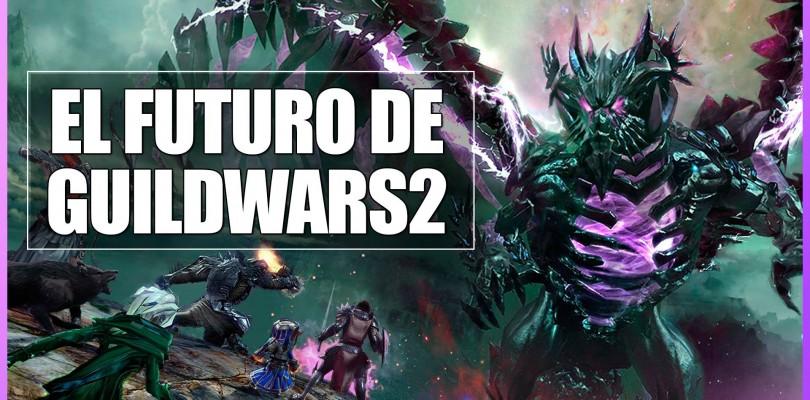 El futuro de Guild Wars 2: Novedades 2016