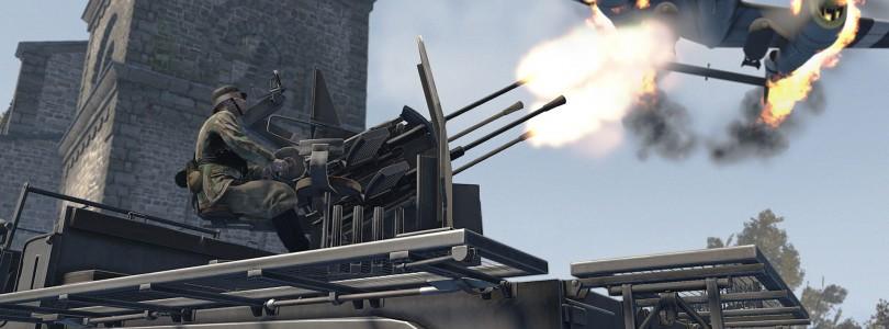 Cinco nuevos tanques y más facilidad para subir de nivel en Heroes & Generals