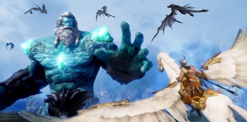 Las diferentes clases de Riders of Icarus en un nuevo trailer