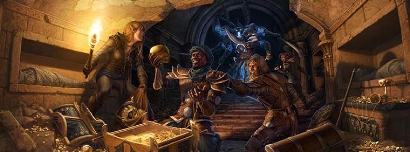 Primeros detalles sobre la Thieves Guild, la próxima DLC de Elder Scrolls Online