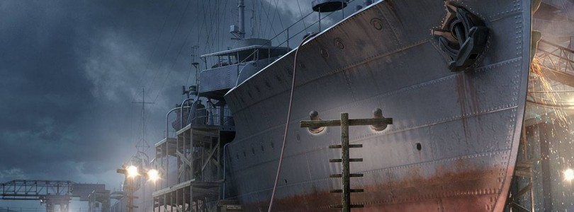 World of Warships: Llega la nueva campaña Project R