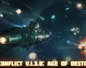 Star Conflict: Nuevos destructores pesados en la versión 1.3